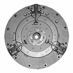 Remanufactured Pressure Plate Assembly Compatible With John Deere 5400 5200