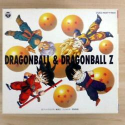 Dragon Ball And Dragonball Z The Complete Works Animation Soundtrack Cd Set F/s
