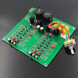 Assembeld Class A Preamplifier Board Base On Accuphase C3850 Circuit   C7-12
