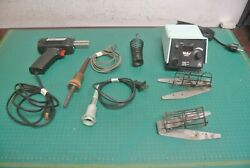 Parts Lot Weller Soldering Iron Wesd51