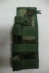 Specialty Defense Systems Sds Old Gen M81 Woodland Habd Spare Air Bottle Pouch
