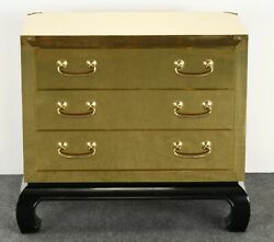 Brass Chest Of Drawers In The Manner Of Sarried Ltd, Spain, 1960s