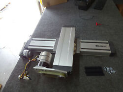 Star Rexroth 0360-500-00 Starmatic Xy Linear Drive Actuator W/ 2 Ecostep Motor