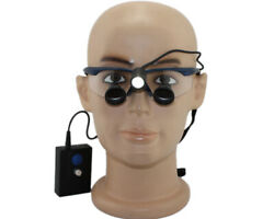 Ttl Custom Made Dental Loupes Surgical Loupes With Light Sports Frames