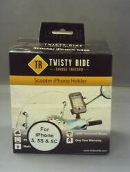 Twisty Ride Iphone 5/5s/5c Case Mirror/scooter 11mm Trc501s