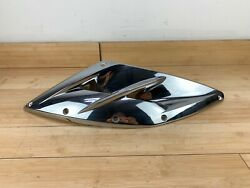 04-06 Seadoo Rxp 215 255 Left Hand Side Chrome Grill Insert - 273000219