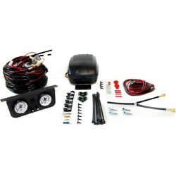 25812 Air Lift Suspension Compressor Kit New For Chevy Express Van Cavalier 1500