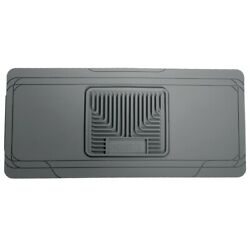 53002 Husky Liners Floor Mats New Gray For Chevy Avalanche Suburban C1500 K1500