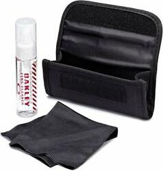 OAKLEY Lens Cleaner Cleaning Kit Spray Eyeglasses Sunglass Cloth Purse Travel $17.99
