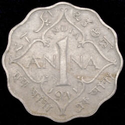 India 1 Anna 1911 To 1947 Choose The Year And Mintmark Glic-002f