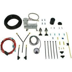 25856 Air Lift Kit Suspension Compressor New For Chevy Avalanche Suburban C1500