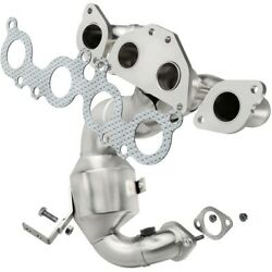 51863 Magnaflow Catalytic Converter Rear New For Volvo Xc90 2005-2011