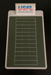 Vintage Usfl Football Clipboard - Extremely Rare