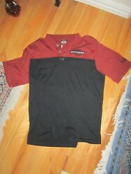 Lot Of 3 Harley-davidson Knit Shirts - Size Large - Different Patches And Designs