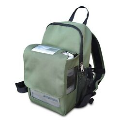O2totes for Inogen One G5 Backpack in green $69.99