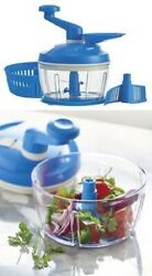 Tupperware Quick Chef Pro System - Brand New / Free Shipping