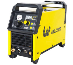 Weldpro 40 Amp Inverter Contact Pilot Arc Plasma Cutter With Dual Voltage 220v/1
