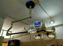 Dual High Quality Operation Theater Surgical Lights Led Lamp Or Surgery Light @w