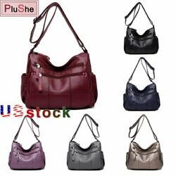 Women soft Leather Handbag Female Crossbody Bags Lady Shoulder Messenger bag US $22.99