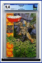 Armorines 9 Cgc Graded 9.4 Valiant March 1995 White Pages Comic Book