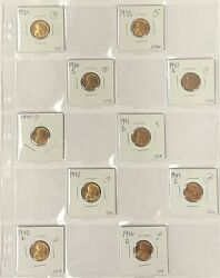 Lighthouse Grande Archival 20 Pocket 2x2 Coin Holder Pack Of 5 Clear Pages New