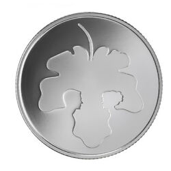 Israel Coin And Medal Icmc 2017 Bible Story Adam And Eve Proof Silver .999 1 Oz.