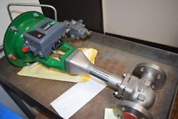 New Fisher Design Gx Cl300rff Control Valve Positioner 1and039and039 Dvc2000 1-300