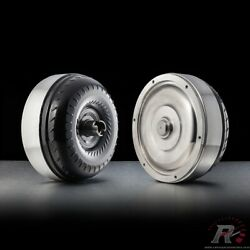 Revmax Stage 3.5 Torque Converter For 1998.5-2003 Dodge 5.9l Cummins With 47re