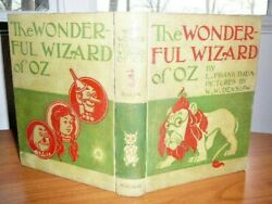 Wonderful Wizard of Oz  Wizard of Oz books sets  First editions Signed by F.Baum