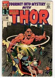 Journey Into Mystery 121 Good Thor Lot B