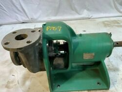 Worthington Centrifugal Pump 2cng62 Stainless Steel Ss 3x2-6