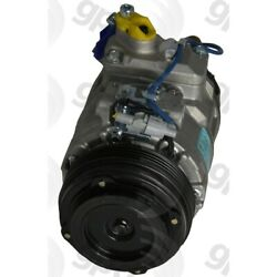 6513147 Gpd A/c Ac Compressor New For 550 650 750 760 5 Series 6 With Clutch