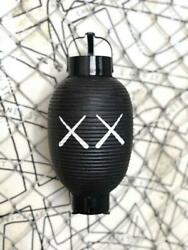 Unused Kaws Holiday Japan Black Lantern Not Sold In Stores Shipping From Japan