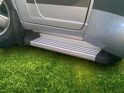 Premium Easystep Fiat Ducato 2006 On Rv Entry Step Driver Cabin Doors - Pair