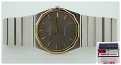 Vintage Concord Mariner Sg 15 81 115 V13 Stainless Steel 18kt Gold Menand039s Watch