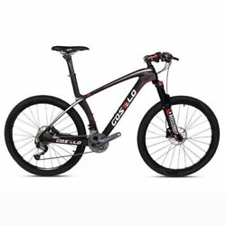 Special Sales Costelo Carbon Mountain Bike 27.5er Shimano M4000 Group Bicycle
