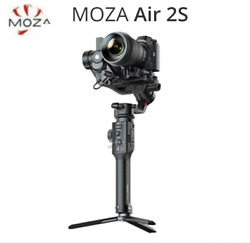 Moza Air 2s 3-axis Gimbal Stabilizer 4.2kg Load For Canon Nikon Sony Bmpcc 4k