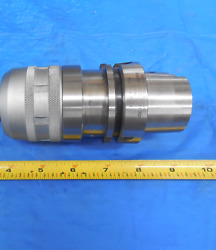 1 Carbide End Mill And Seco Hsk63a Milling Chuck Tool Holder Hsk63a-umc3.92-1000