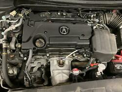 2.4l Engine Assembly Vin 2 6th Digit Fits 2016-2018 Acura Ilx 42k Miles
