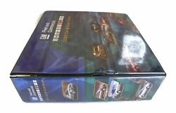 2003 Gm Fleet And Commercial Car And Truck Full Color Guide Complete W/binder Rare