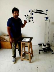 Dental Operating Microscope Dom - Use Of Magnification For Dental Procedures