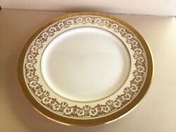 Aynsley Kenilworth Gold Bone China - 7023 - Dinner Plate - 10 Available -