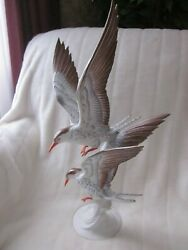 Rosenthal 21 Hugo Meisel Two Birds Figurine, 969 Collectible