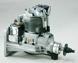 R/csaito Fg-30b 4 Stroke Single Cylinder Gasoline Engine With Mount For Rc Plane
