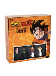 Dragon Ball Z Collectors Chess Set New Sealed