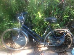 Sears Womans Bicycle Late 1960and039s Model Tuned In Mid 80and039s Not Ridden Since