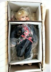Miss Priss By Inga Manders The Hamilton Collection Porcelain Doll New In Box
