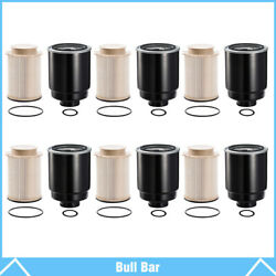 6 Pcs Fuel Filter Kit For 2013-2020 Freightliner Dodge Ram 68157291aa 68197867aa