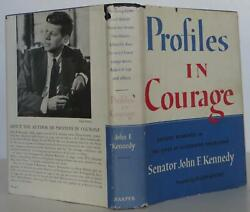 John F Kennedy / Profiles In Courage First Edition 1956 1803005