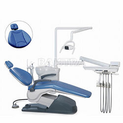 Ca Portable Dental Unit Chair Hard Leather Dc Motor Handpiece Computer Controll
